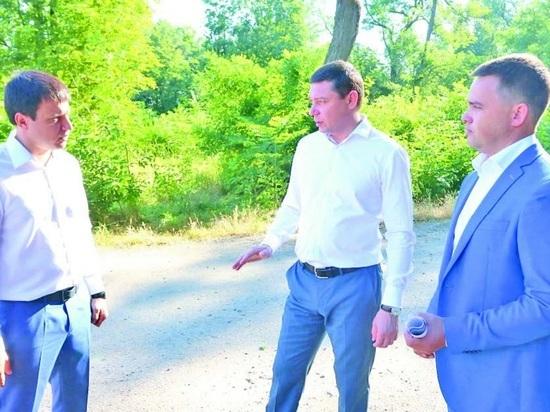 Зеленая зона рядом с Вишняковским сквером  Краснодара вновь переходит     в ведение   муниципалитета