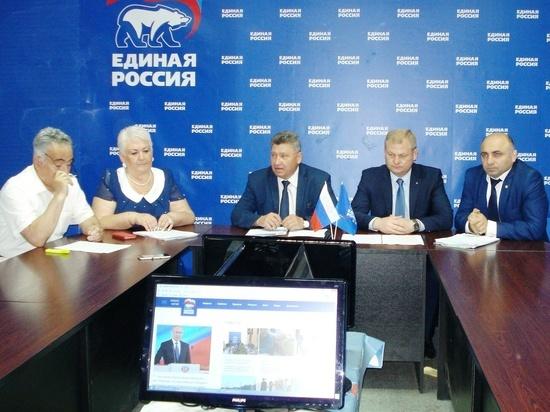 Костромская область вошла в общероссийскую карту партийных проектов «Единой России»