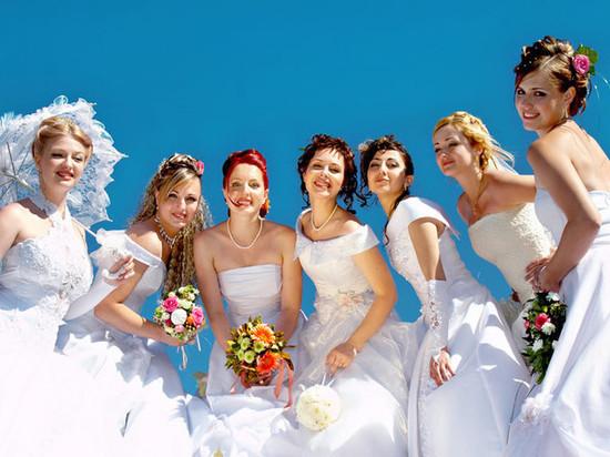 В Ульяновске 8 июля устроят парад невест и конкурс новобрачных Love Fest