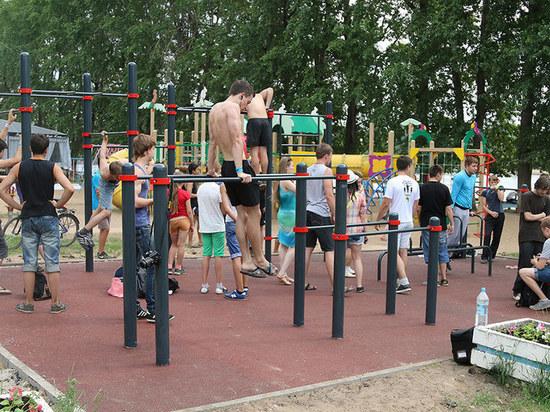 В Тверской области появятся 9 новых открытых спортплощадок