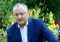 Игорь Додон: «У Молдовы есть шанс стать второй Швейцарией»
