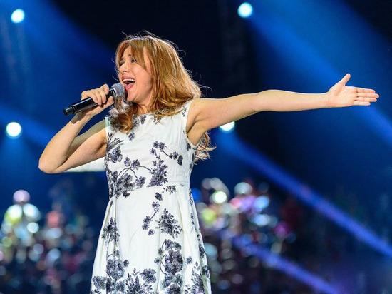 Алена Апина выступит с концертом в Рассказовском районе