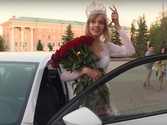 Первокурсница уехала с конкурса на своей машине: Архангельск выбрал свою «мисс»