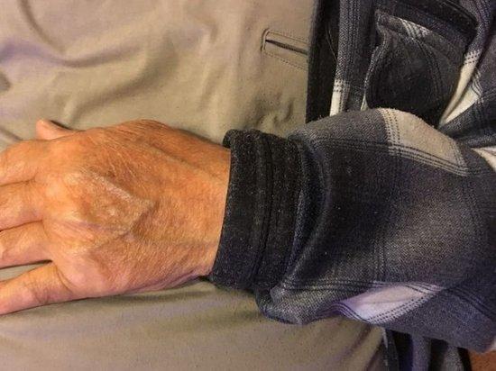 Нелепой смертью приморской пенсионерки занялась полиция