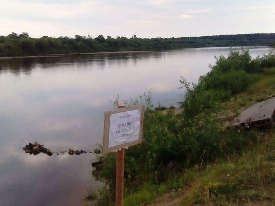Угроза на воде: купаться можно только на оборудованных пляжах