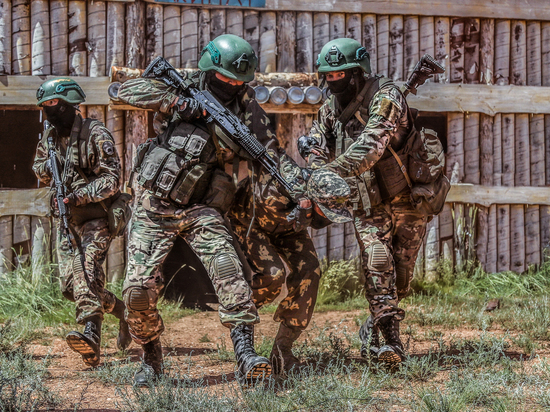Министерство обороны Казахстана в очередной раз проверило журналистов на выносливость