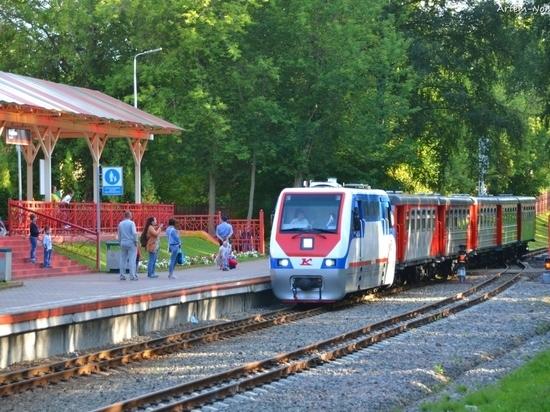 Возле «Самара Арены» планируют построить детскую железную дорогу