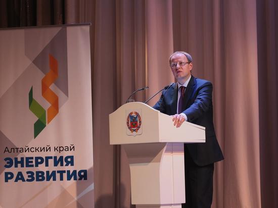 Врио губернатора Алтайского края распределил обязанности замов