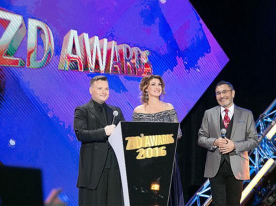ZD AWARDS на МузТВ: Бузова в крови, Билан на больничной койке, Лазарев торжествует