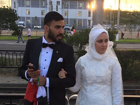 Египетские болельщики ЧМ так болели, что поженились в Вологораде