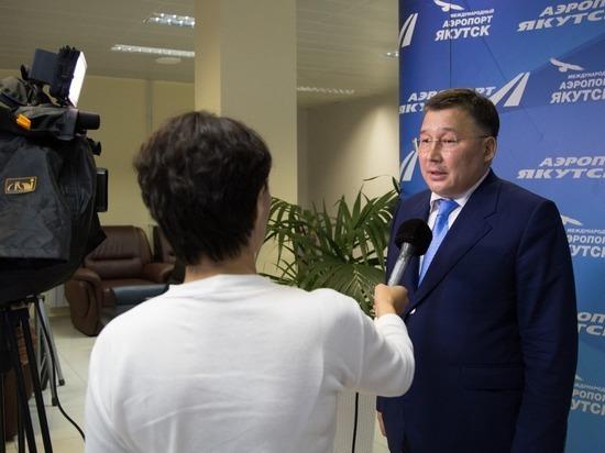 Генеральный директор АО «Аэропорты Якутии» Николай Местников о ценах на авиабилеты
