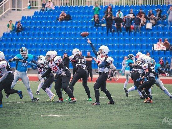 Матч по американскому женскому футболу ждет Владивосток