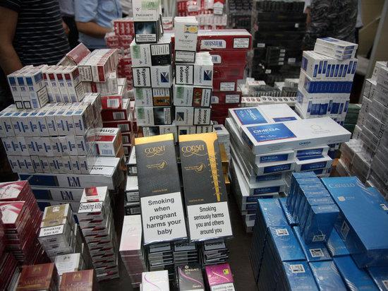 заказать сигареты с казахстана в россию