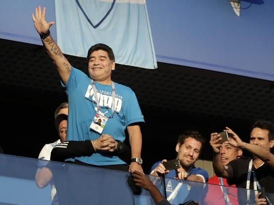 Культ личности Марадоны: почему аргентинец снова стал главным героем мундиаля