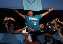 Аргентина рыдает от счастья, Германия - от горя...