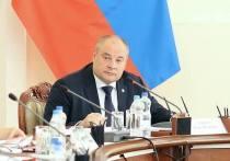 Рязанский вице-губернатор исполнил некоторые обязанности главы региона