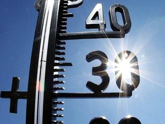 В Калмыкии станет еще жарче