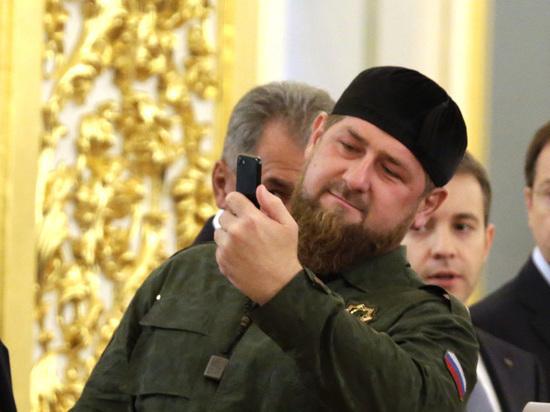 Салах пообещал вернуться в Чечню и прогуляться с Кадыровым в горах