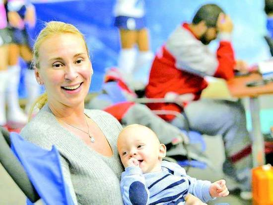 Волейболистка Любовь Соколова объявила  о завершении спортивной карьеры