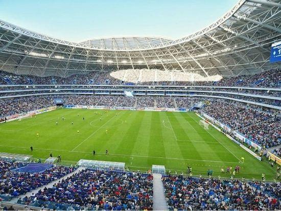 """На """"Мордовия Арене"""" пройдет матч между сборными Туниса и Панамы"""