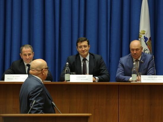 Шанцев обошел Глеба Никитина на выборах в совет директоров ГАЗа