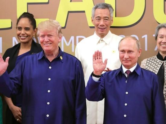 Место встречи Путина и Трампа назвал Кремль: Хельсинки, 16 июля
