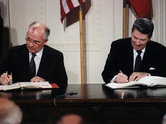 Над договором о РСМД нависла угроза ликвидации в год юбилея