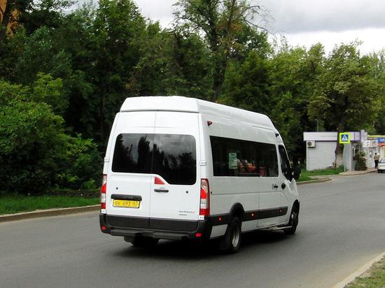 В Самаре маршрутки №221 заменили автобусами №51