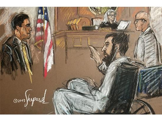 Одного будут судить в Нью-Йорке, другого признали виновным в Денвере