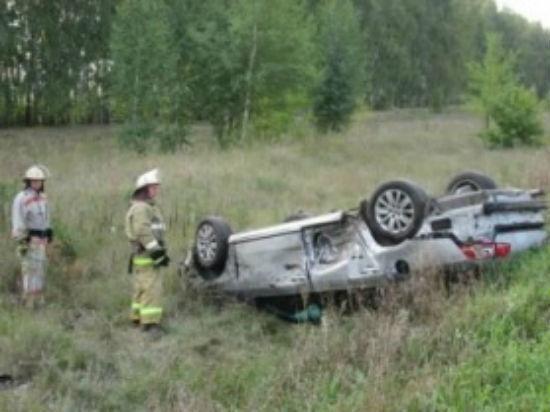 В Ульяновской области произошла смертельная автоавария