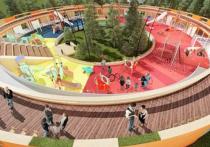 В Рошале построят необычную детскую площадку с мини-лесом в середине