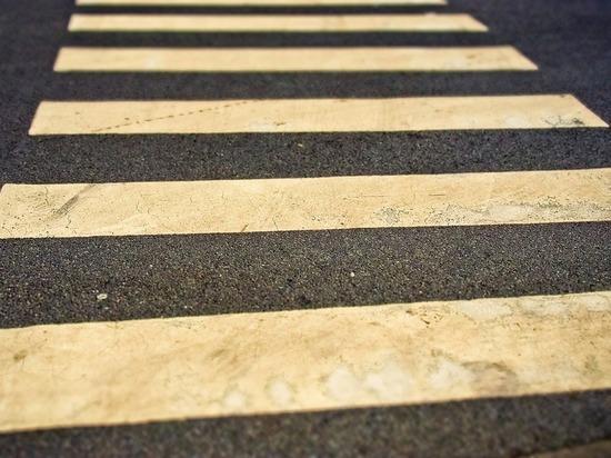 В Тамбовском районе водитель легковушки сбил девушку на пешеходном переходе