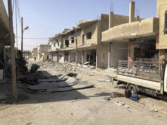 СМИ узнали подробности сделки, которую Россия предложила сирийским боевикам