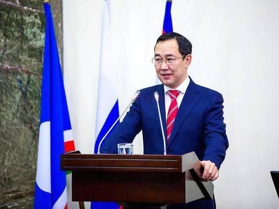 Айсен Николаев выдвинут на пост главы Якутии