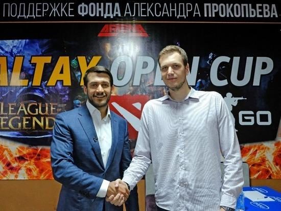 Киберспортивный турнир в Бийске соберет участников со всей Сибири