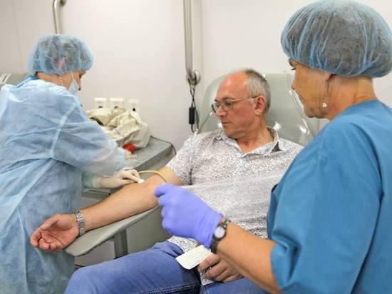 Энергетики Костромской ГРЭС сдали более 26 литров крови