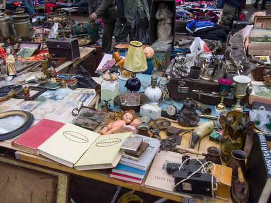 В Архангельске открывается блошиный рынок