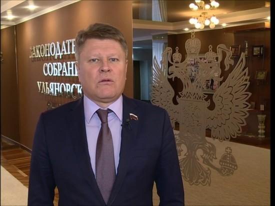В Ульяновской области задержали депутата Заксобрания Игоря Тихонова