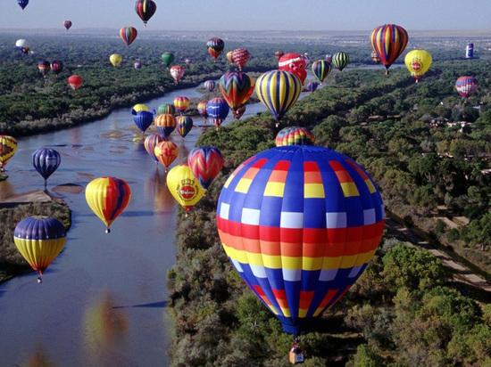 Оторвись от земли. В Кунгуре открывается международный фестиваль воздухоплавания