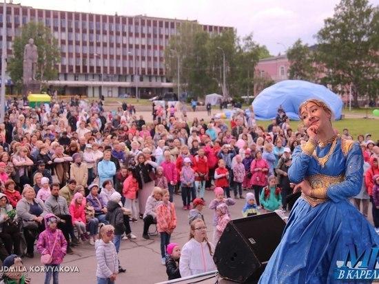 Что посмотреть в День города до обеда– программа праздника в Петрозаводске