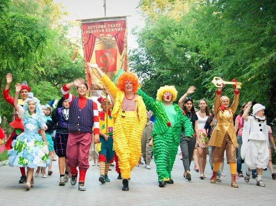 Международный театральный фестиваль в Евпатории с 1 по 7 июля: спешите видеть!