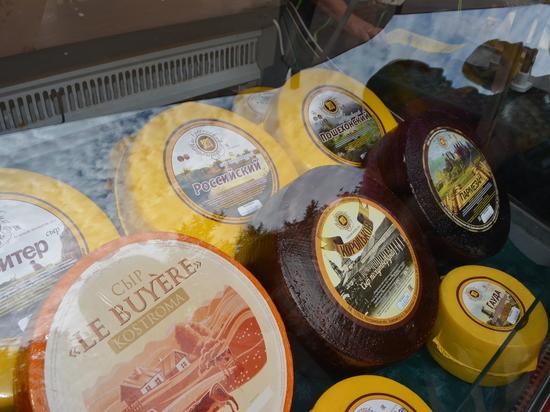 Костромская область закрепила за собой звание сырной столицы