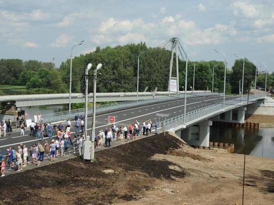 Свершилось: в Ярославле открыли Красноперекопский мост через Которосль
