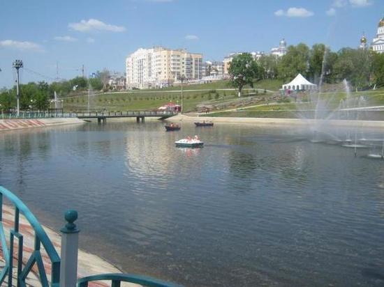 Топ-4 популярных мест для купания в Саранске