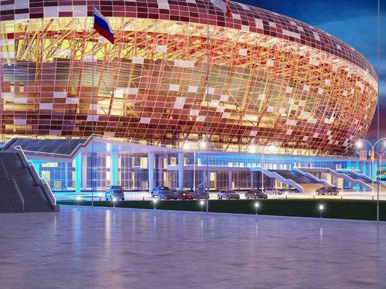 В Саранске вместо временных палаток вокруг «Мордовия Арены» появятся жилые дома