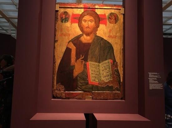 В Третьяковке открылась выставка «Шедевры церковного искусства Болгарии»