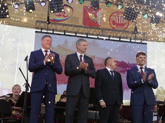 Вологда отмечает 871 год со дня основания