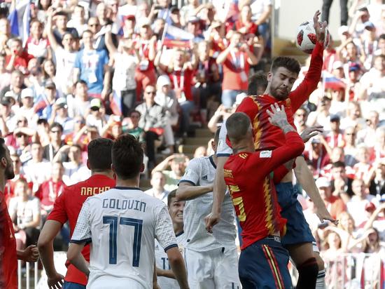 Какие футбольные стереотипы были разрушены, а какие окрепли по итогам матча Россия - Испания