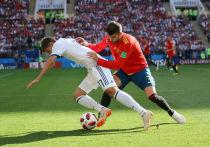 Подробнейший разбор матча Россия — Испания сделал Олег Саленко