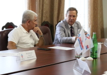 Ход «мусорной реформы» на Ставрополье обсудили сторонники «Единой России»